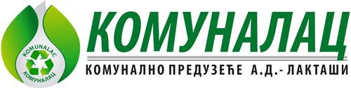 КОМУНАЛАЦ А.Д. ЛАКТАШИ